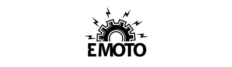 E-Moto logo